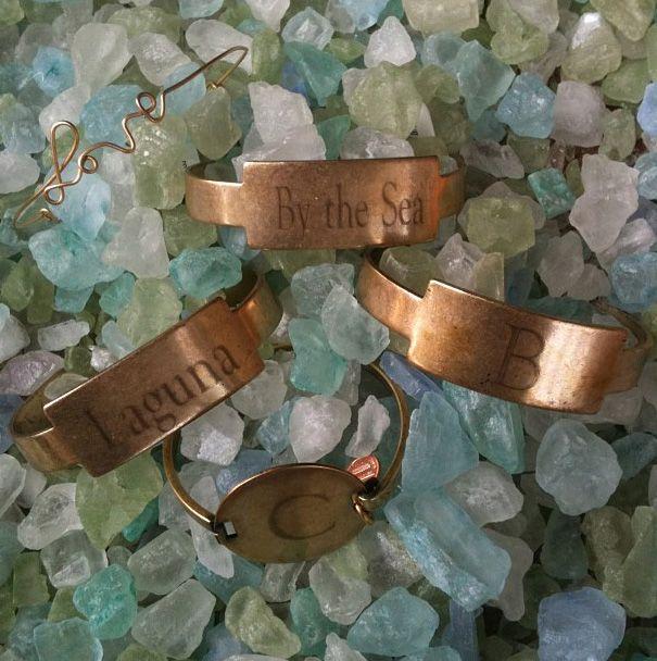 we've got new bracelets!