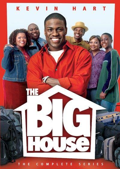 Kevin Hart Sitcom The Big House Coming To Dvd Ticket Big Houses Black Tv Shows Ebony Movies