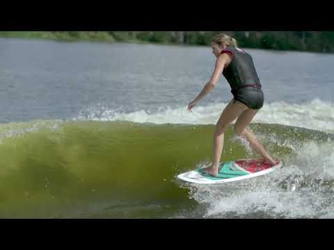 4 Reasons Why The O Brien Microwave Kids Wakesurfer Makes The Perfect Wakesurf Board For New Young Riders Why They Will Wakesurfing Microwave Wakesurf Boards