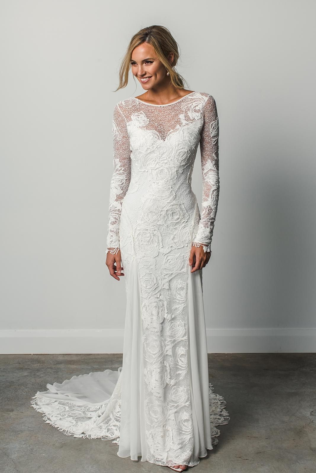 Camille | Classic elegance, Gowns and Wedding dress