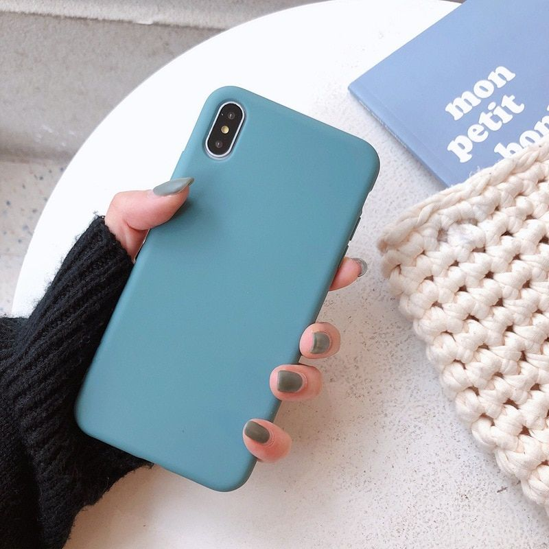 Candy Color Phone Case Cover For Huawei Mate 20 P30 Pro Mate 10 20 P10 P20 Pro Nova 3 2s Honor 9 10 8x Y7 Soft Back Case Fundas Silicone Phone Case Iphone Phone Cases Case