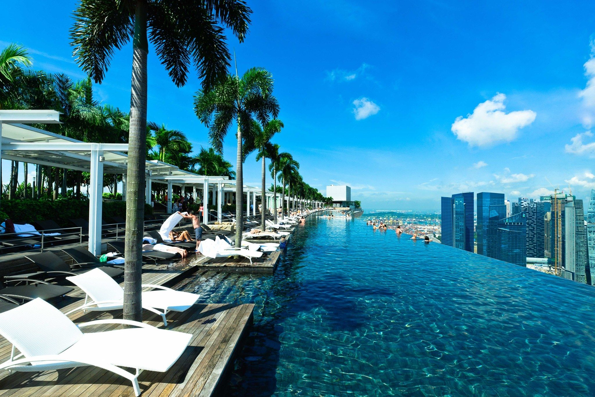 5 Of The World S Most Incredible Hotel Pool Views With Images
