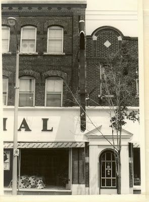Colonial Furniture Store 403 Bank St. It Is Now A Business Depot