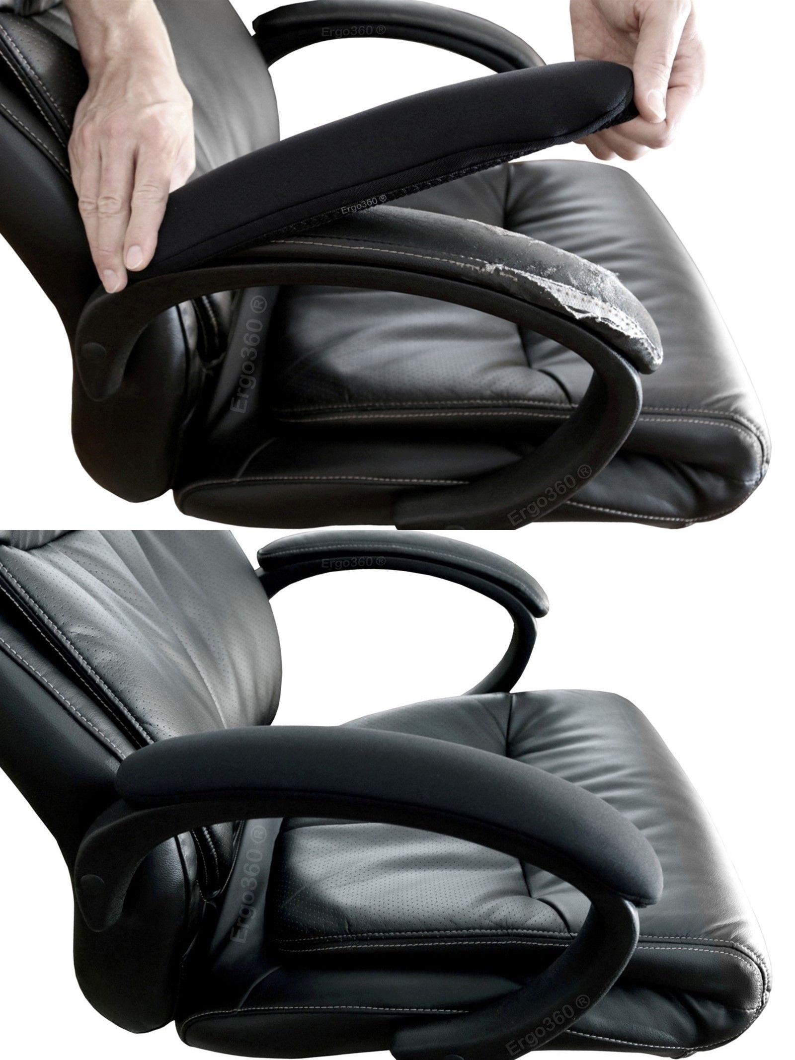 Details About Chair Armrest Covers Fit Armrest Pads From 13 To 17