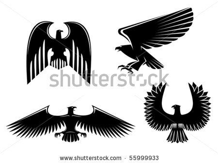 Native American Eagle Symbol Tattoos Pinterest Symbols Native