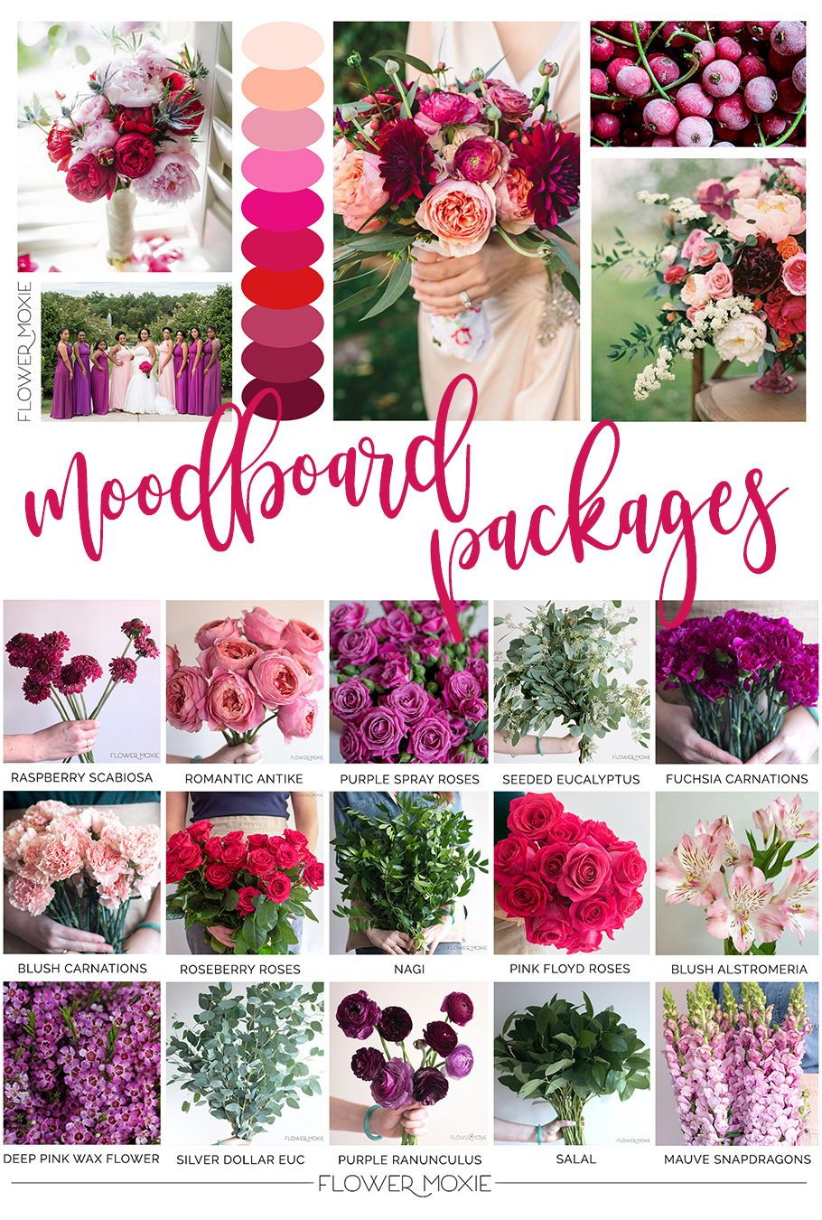 Get Inspired By Our Wedding Flower Packages Mix Match Flowers To Achieve The Loo Affordable Wedding Flowers Online Wedding Flowers Wholesale Flowers Wedding