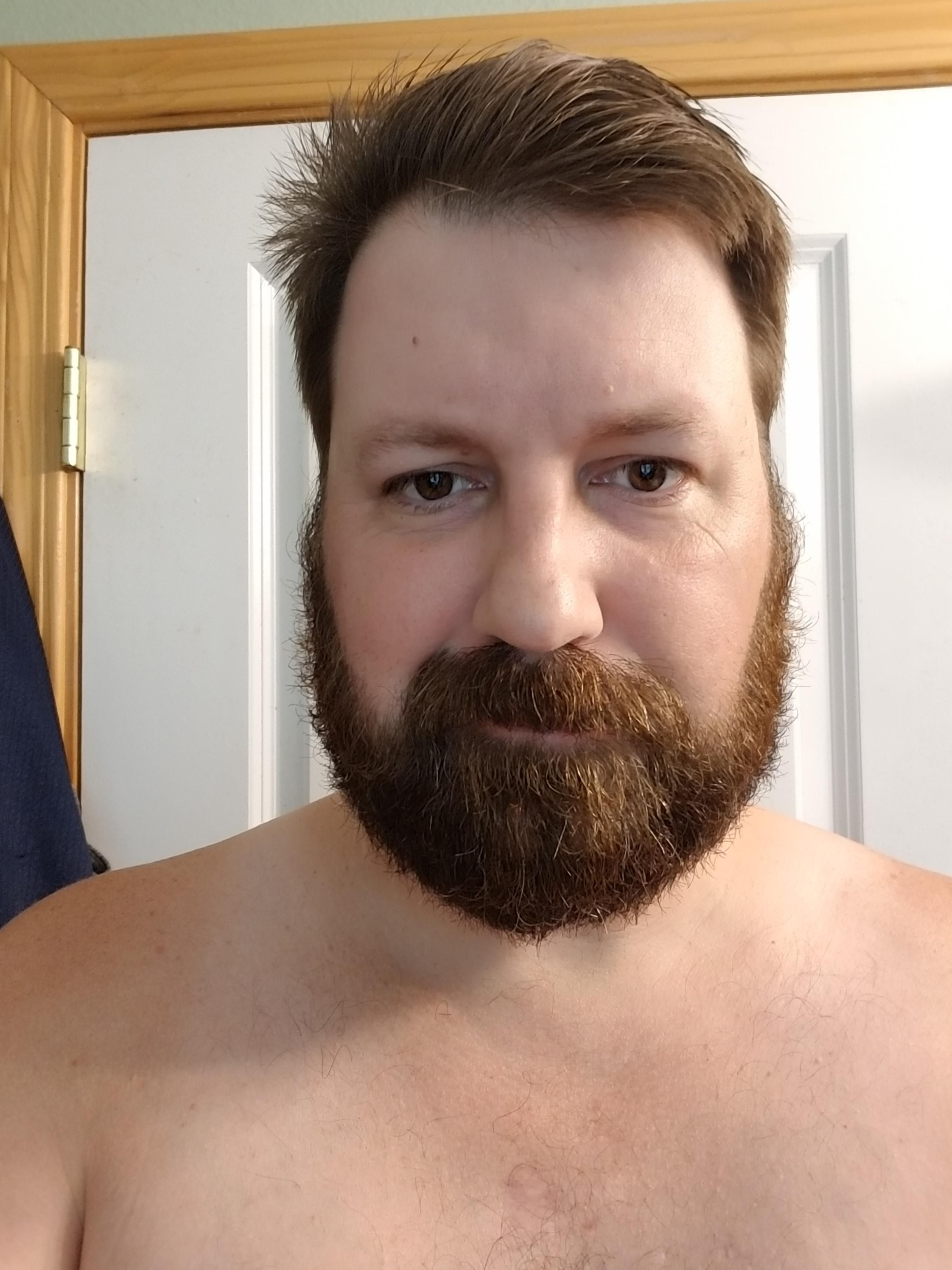 40 year old doing my first beard post just found reddit 3