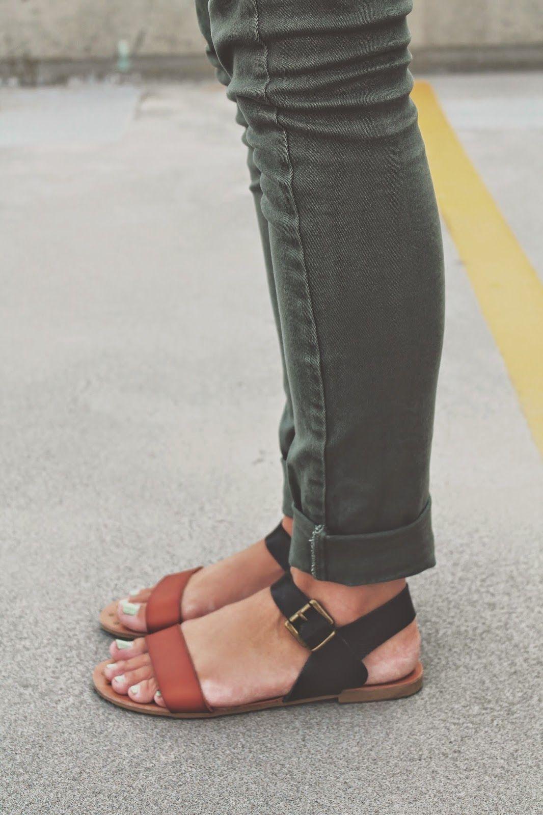 Black nice sandals - Sandals More