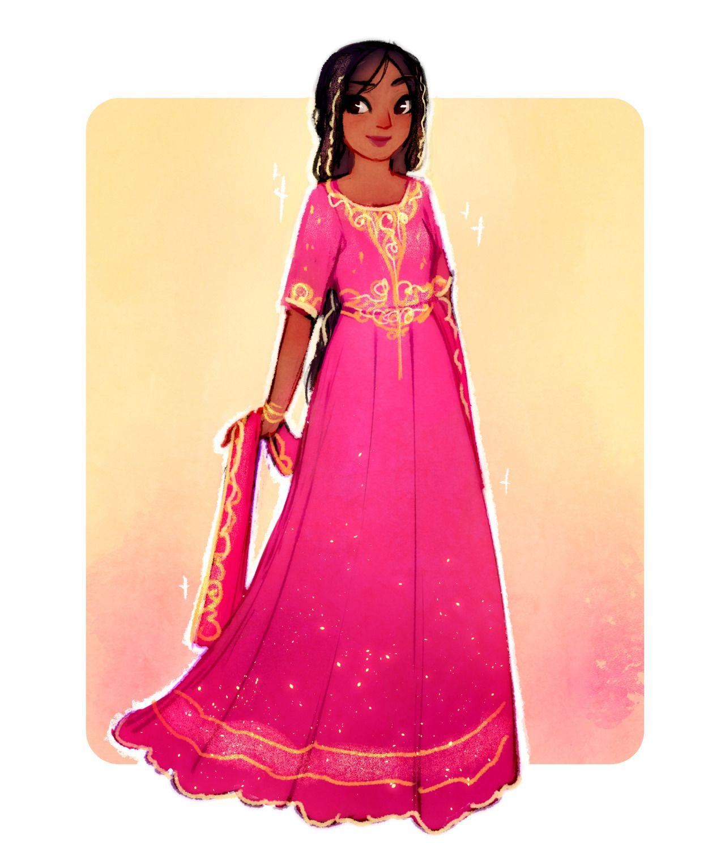 Parvati Dress Robes