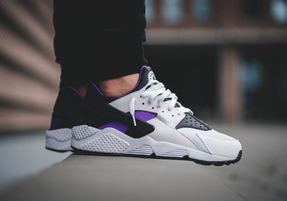 Nike Air Huarache OG Retro 'Hyper Grape' post image