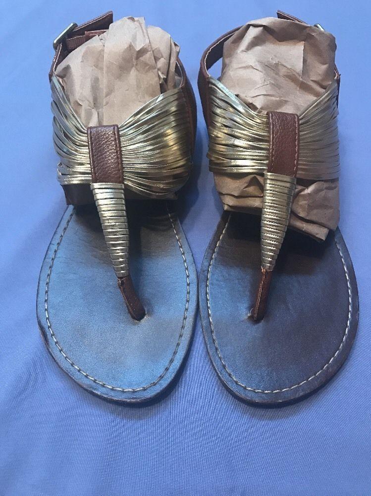 Women's Steve Madden Flip Flop's P.Stacie Sandals Size 7 #SteveMadden  #TStrap #