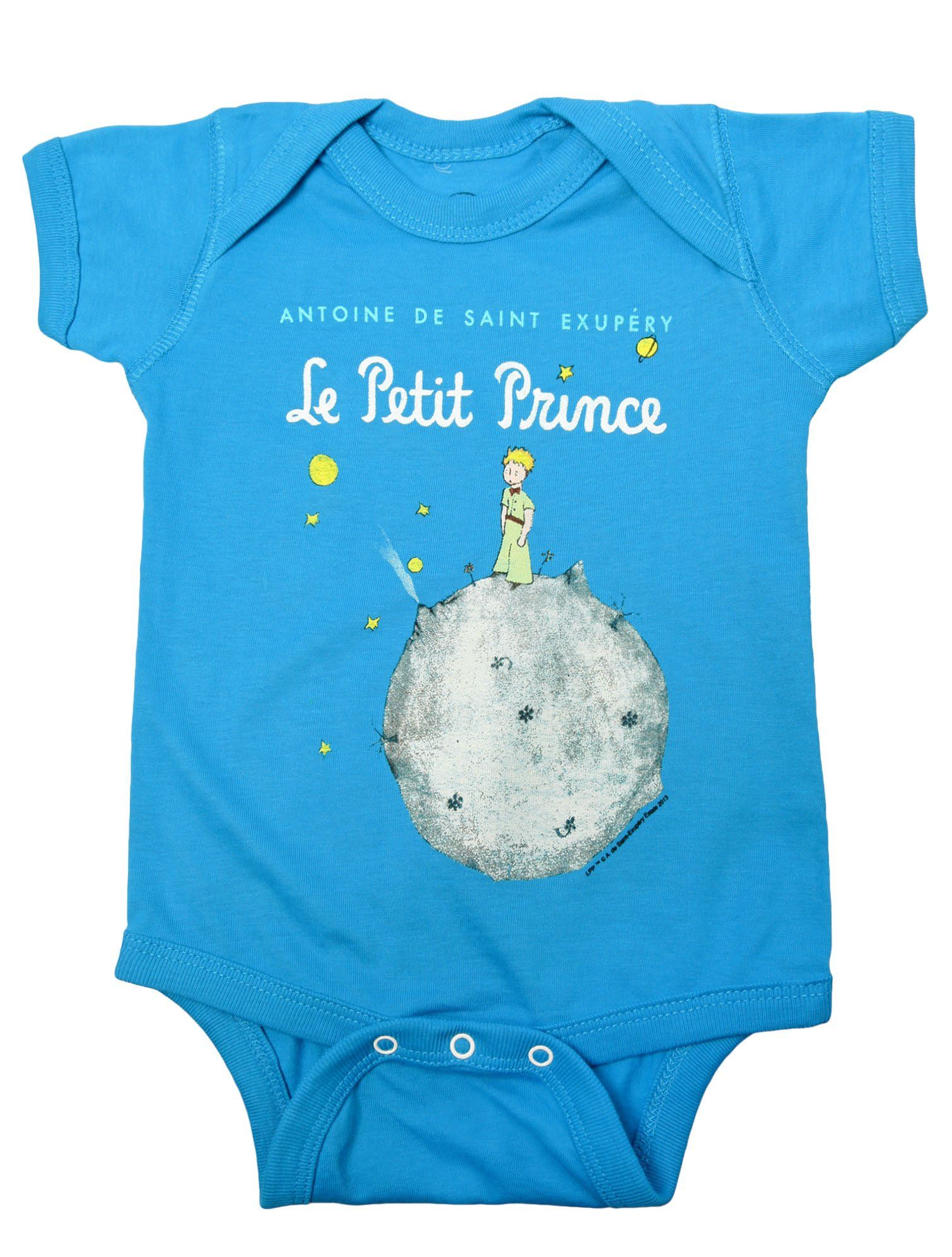 Amazoncom Out Of Print The Little Prince Baby Romper Snapsuit
