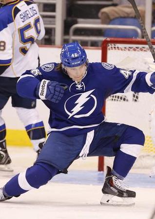 adam erne lightnings de tampa bay hockey lover pinterest