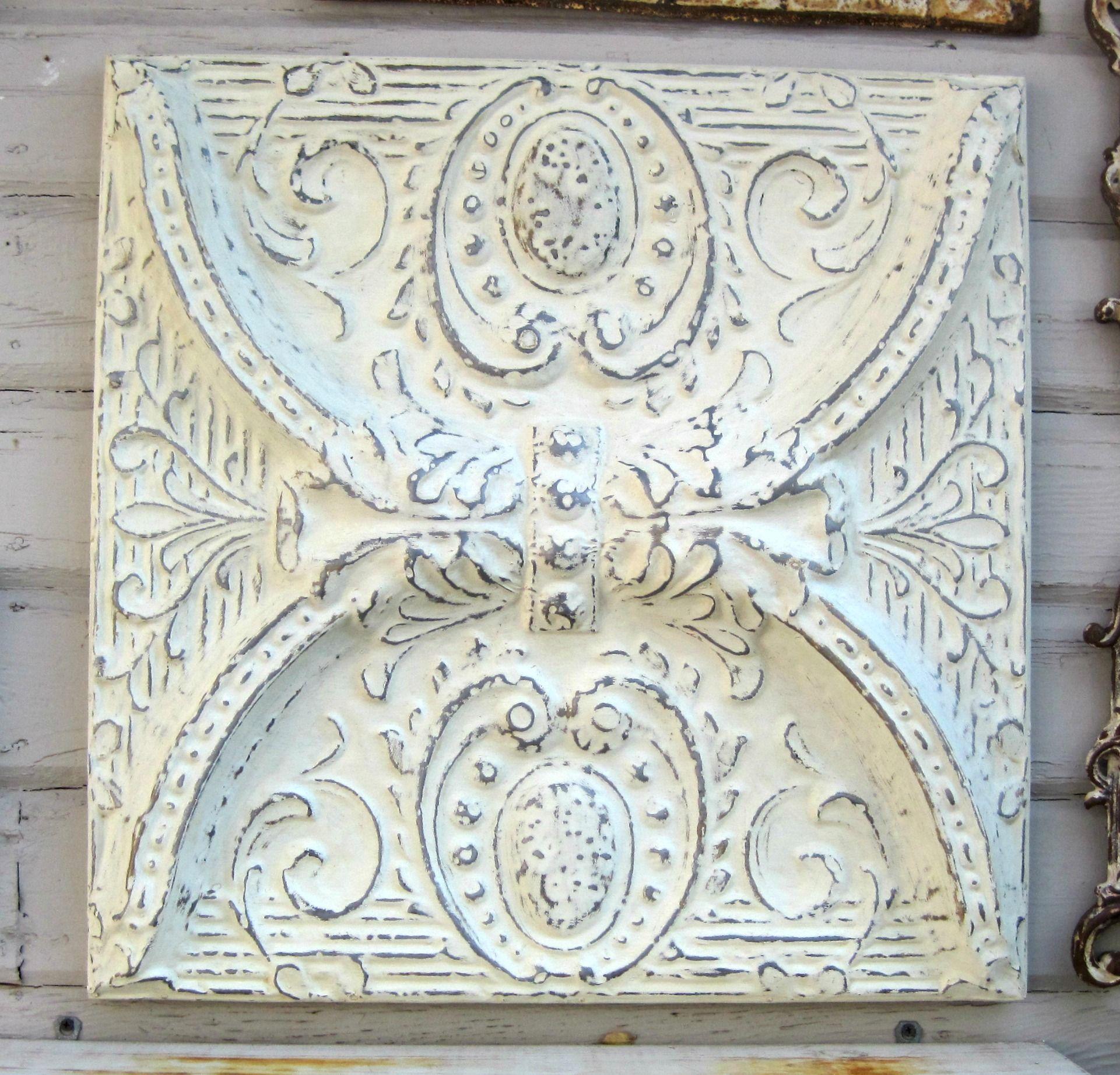 Antique tin ceiling tile circa 1910 antique tin ceiling tiles antique tin ceiling tile circa 1910 dailygadgetfo Gallery