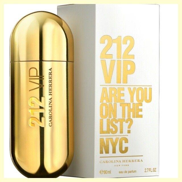 212 VIP <3 Meu Preferido
