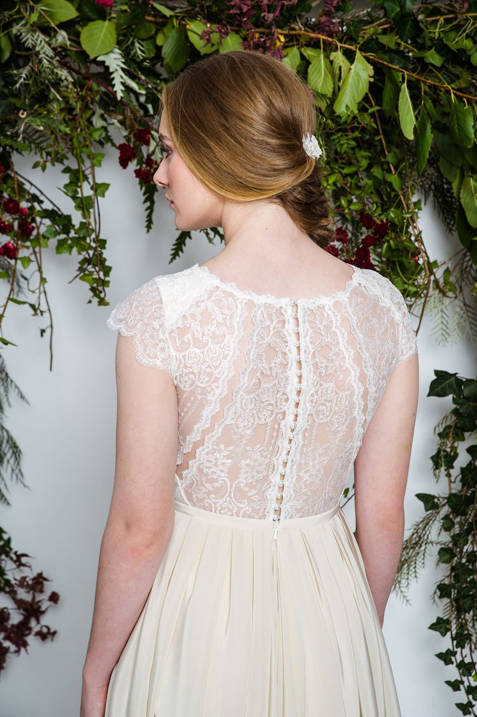 Diana Wedding Dress from Sally Eagle Bridal's Collection