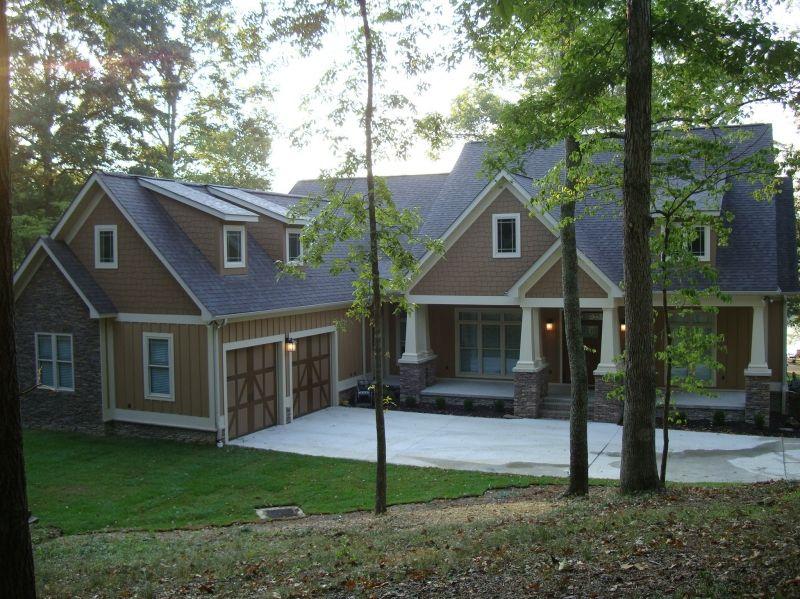 Braxtons Creek Plan From Frank Betz Associates Mountain House Plans House Plans Garage House Plans