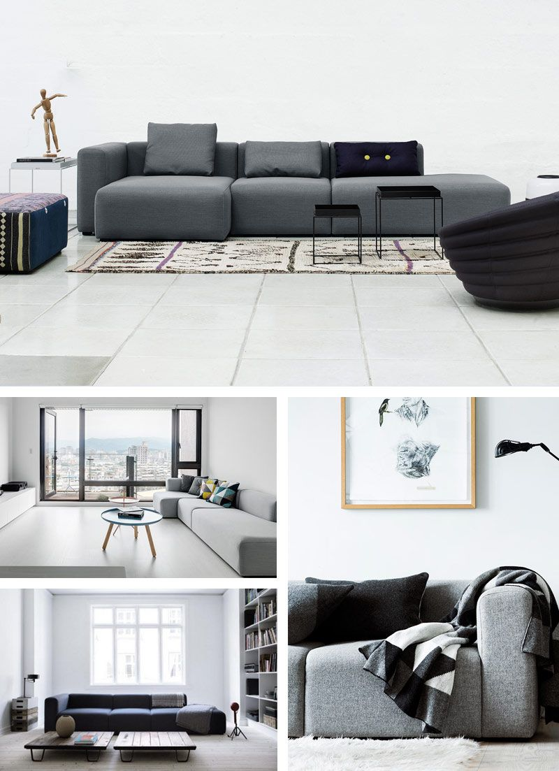 Discover The Iconic Hay Mags Sofa Collection At Nest Co Uk Interieur Zithoek Woonkamer