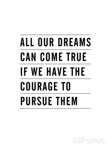 'All Dreams Can Come True' Art - Brett Wilson   AllPosters.com