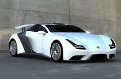 Weber Sportcar the world's fastest supercar | wordlessTech