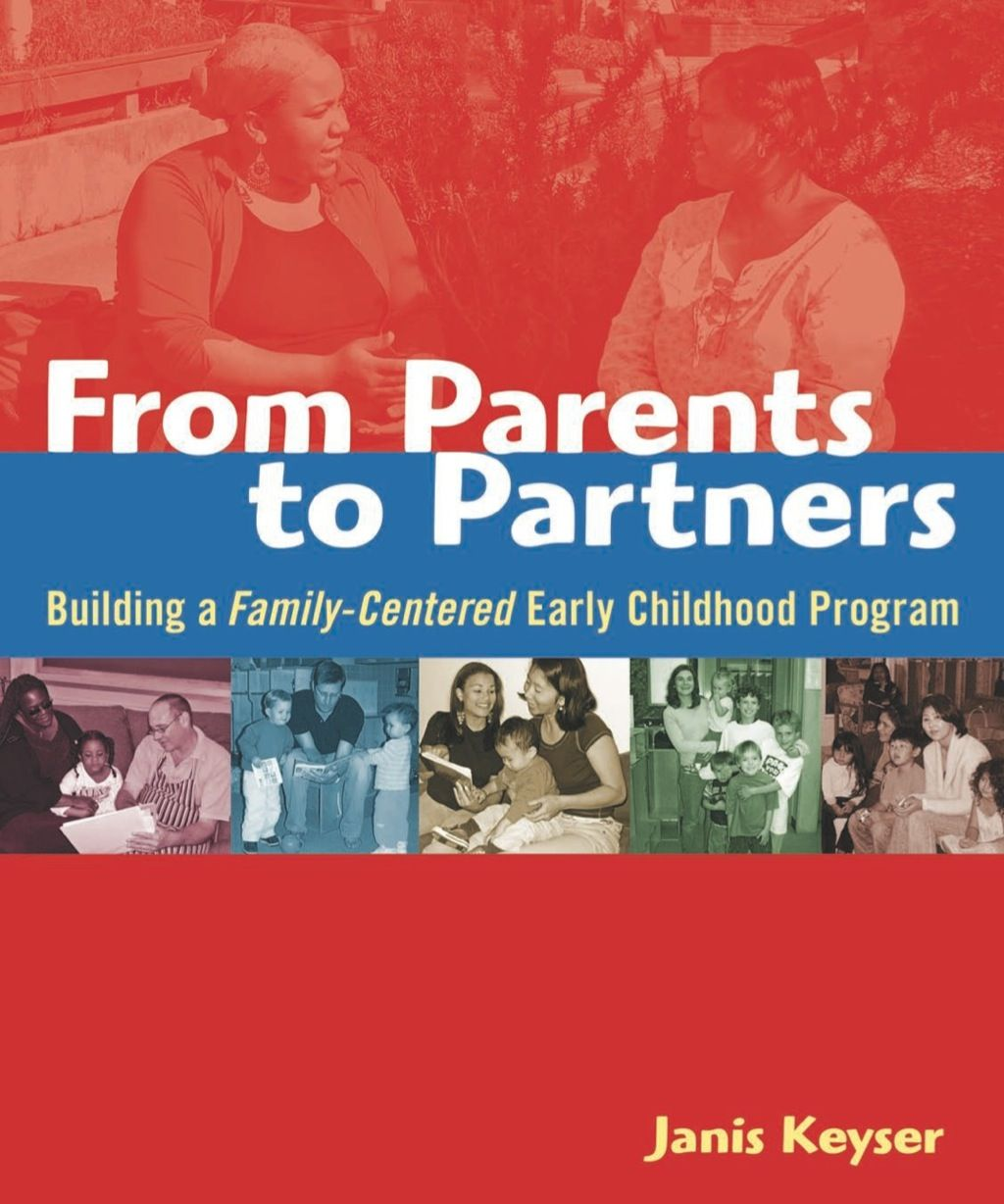 From Parents To Partners Ebook