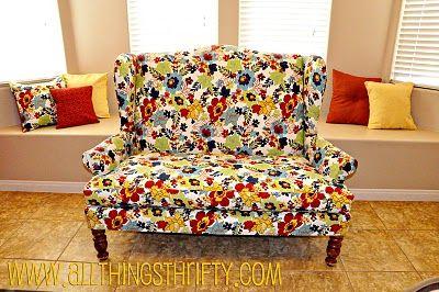 great reupholstering tutorial site