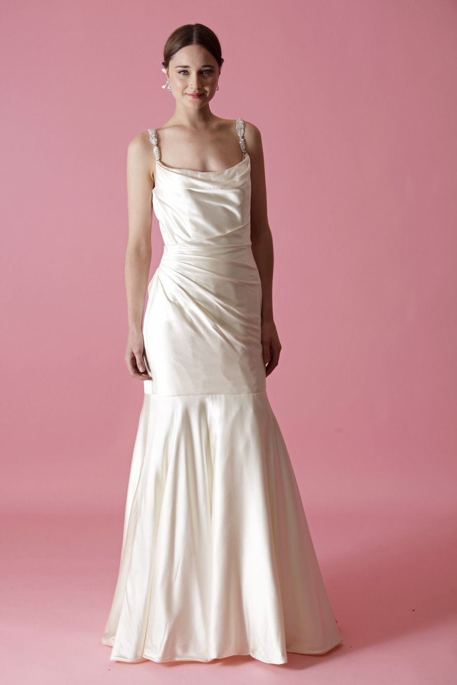 Badgley mischka wedding dress  Anne Barge and Badgley Mischka Bride Fall   Badgley mischka