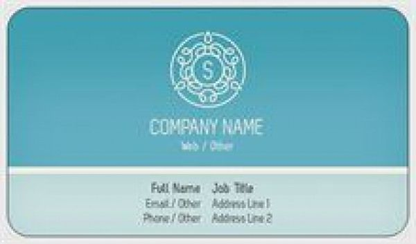 Travel Agencies Rounded Corner Business Cards Templates Designs