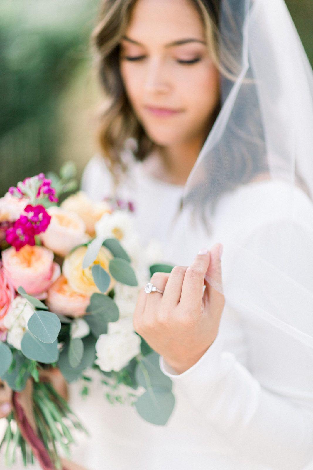 A Maravilla Gardens Wedding - Feathered Arrow Wedding Panning #bridalportraitposes