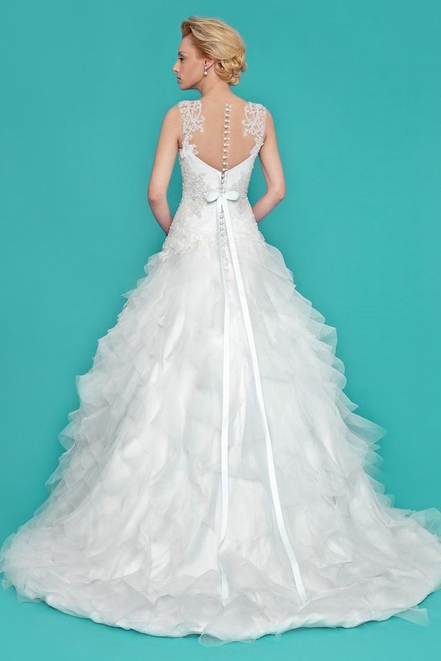 Fashion Friday: Von Lazaro 2014 Bridal Collection   Bridal ...