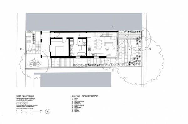 Kleinhaus bauplan grundriss architecture pinterest for Holzhaus kleinhaus