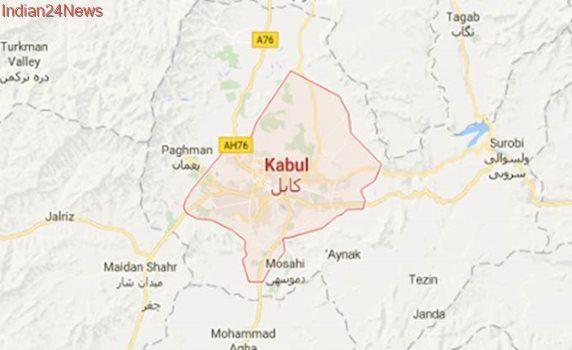 Afghan official: Three civilians killed in bomb blast in Kabul
