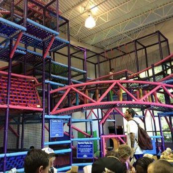 Adventureplex Free Play Structure Also Has A Toddler Town 1701 Marine Ave Manhattan Beach Ca 90266