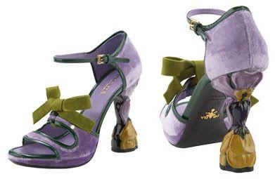 Prada fairy shoes