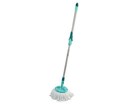 Leifheit Leifheit Replacement Clean Twist Mop Head Wet Dry Vacuum Stick Vacuum