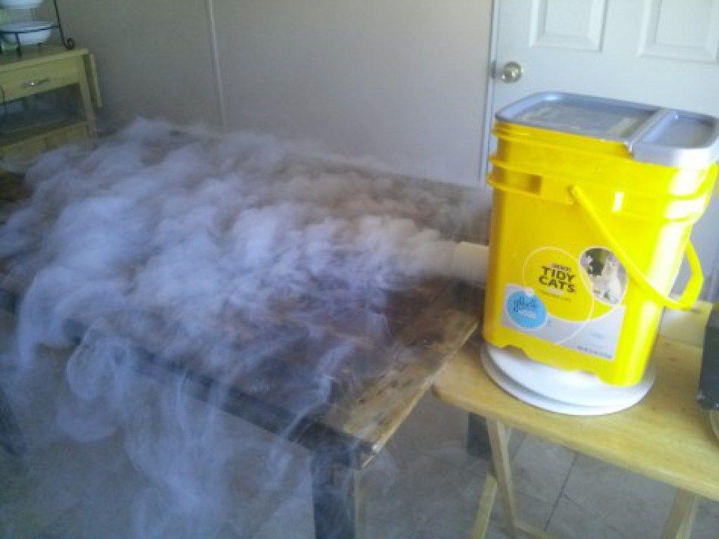 (Tutorial for Members) DIY Professional Fog Chiller   TeeDiddlyDee