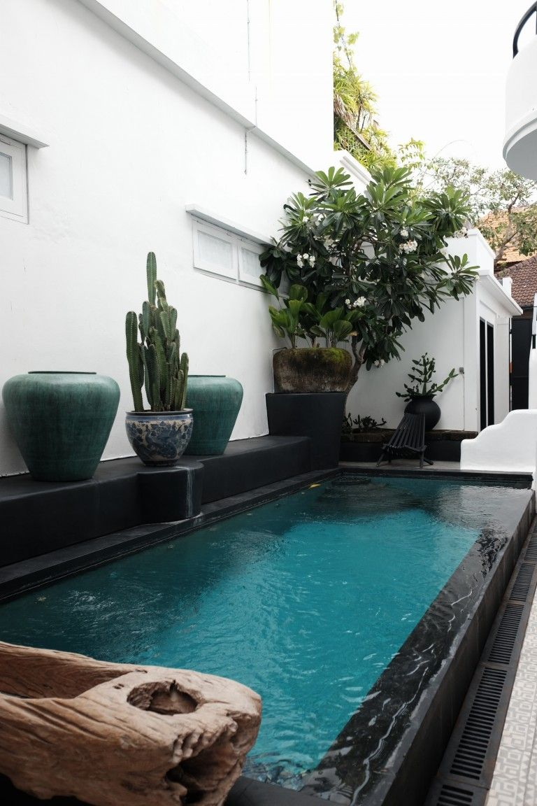 Lüks Yüzme Havuzu Tasarım Fikirleri