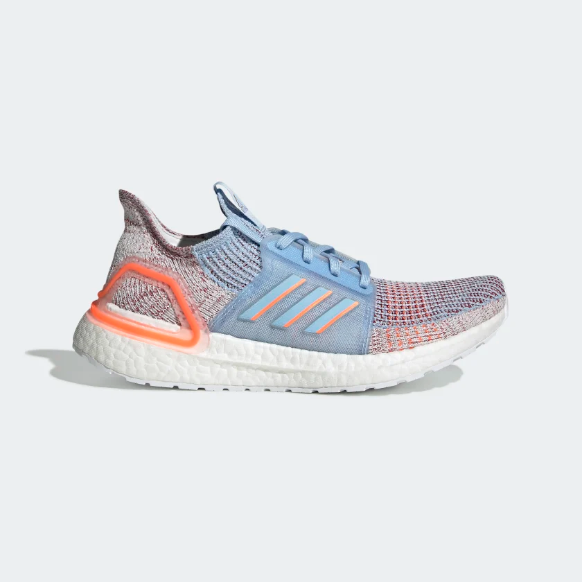 Ultraboost 19 Shoes Blue Womens | Adidas ultra boost blue