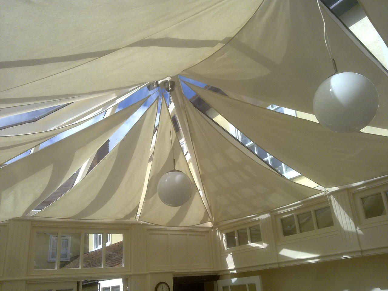 conservatory roof sails - Google Search | Design ...