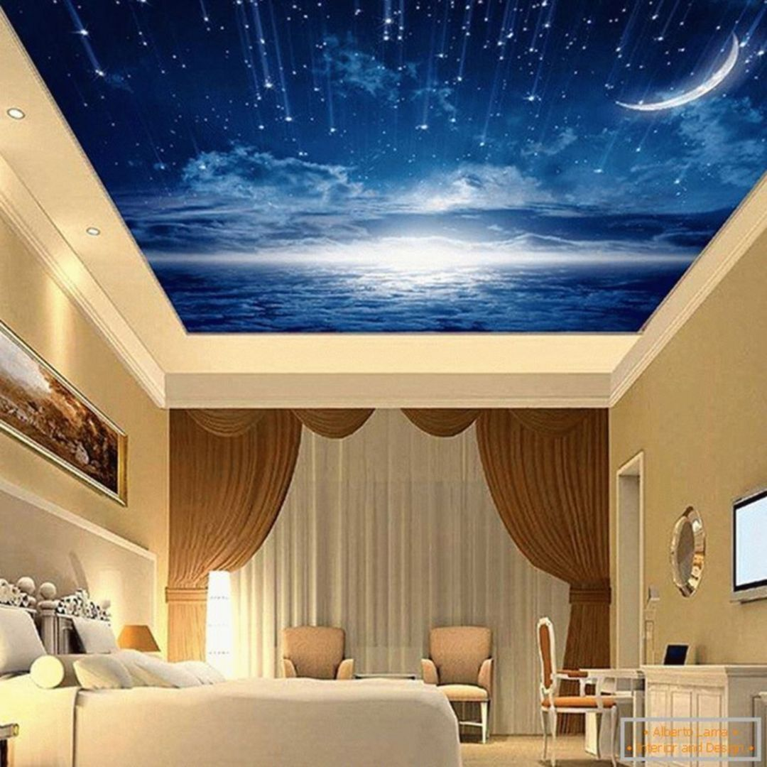 10 Creative Small Bedroom Ceiling Designs For The Convenience Your Home Ceiling Design Bedroom False Ceiling Design Sky Ceiling
