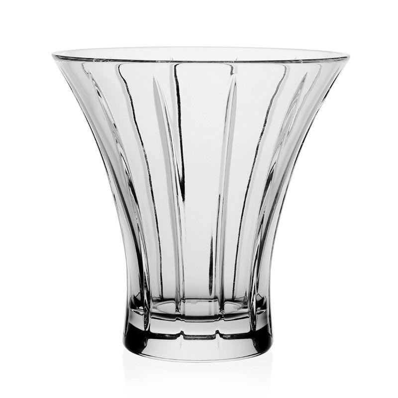 Vesper Flower Vase 6 17cm William Yeoward Crystal Vesper