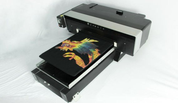 d0a2cd0b7 DTG Direct To Garment T-Shirt Personal DIY Printer build Video, PDF and  software