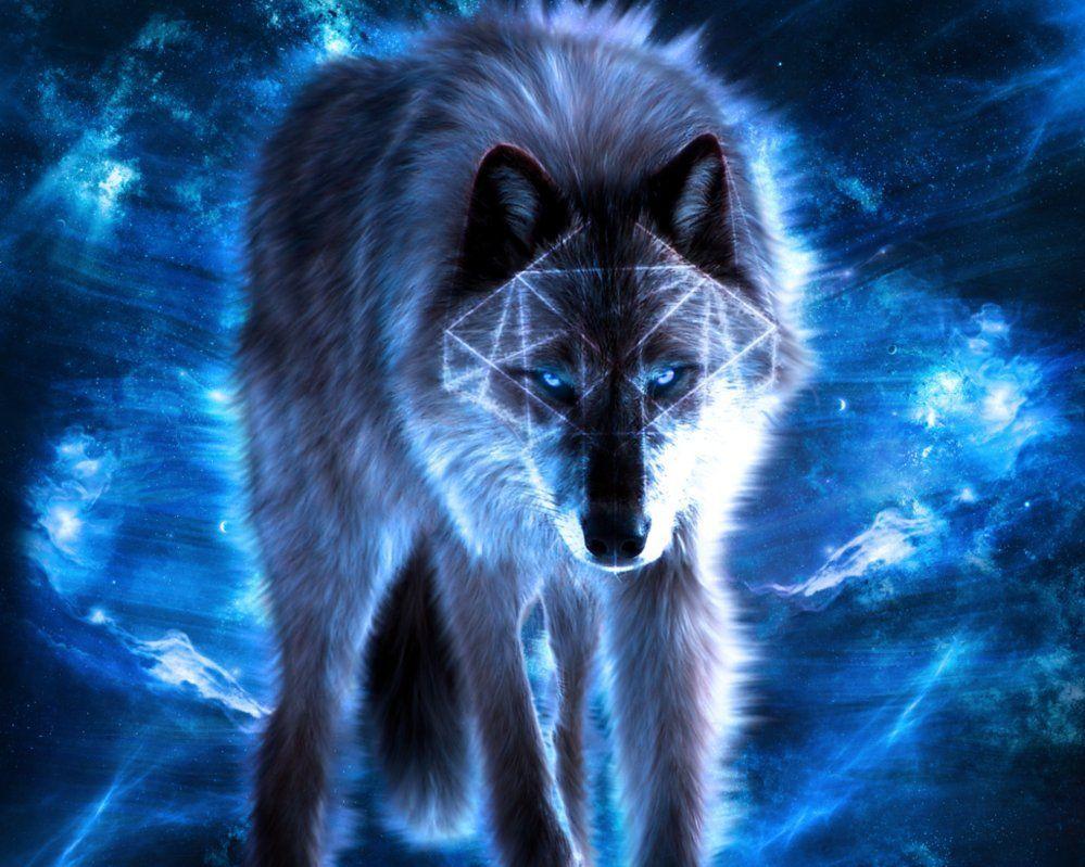 Spirit Wolf Wallpapers Top Free Spirit Wolf Backgrounds Wallpaperaccess Wolf Background Wolf With Blue Eyes Wolf Wallpaper
