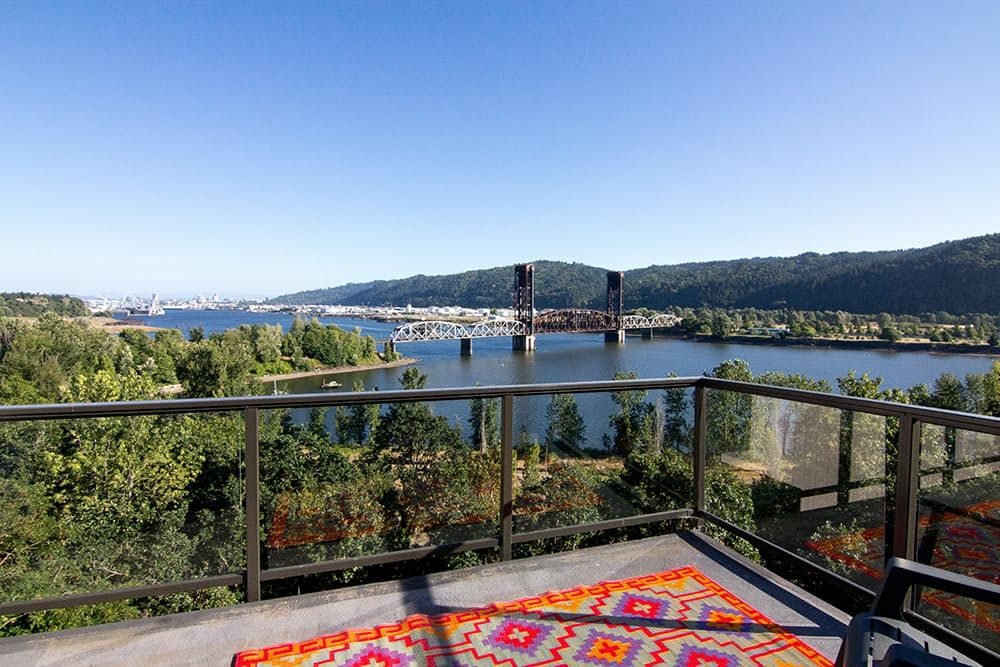 A Creatively Curated Portland Apartment With A Stunning View — House Call