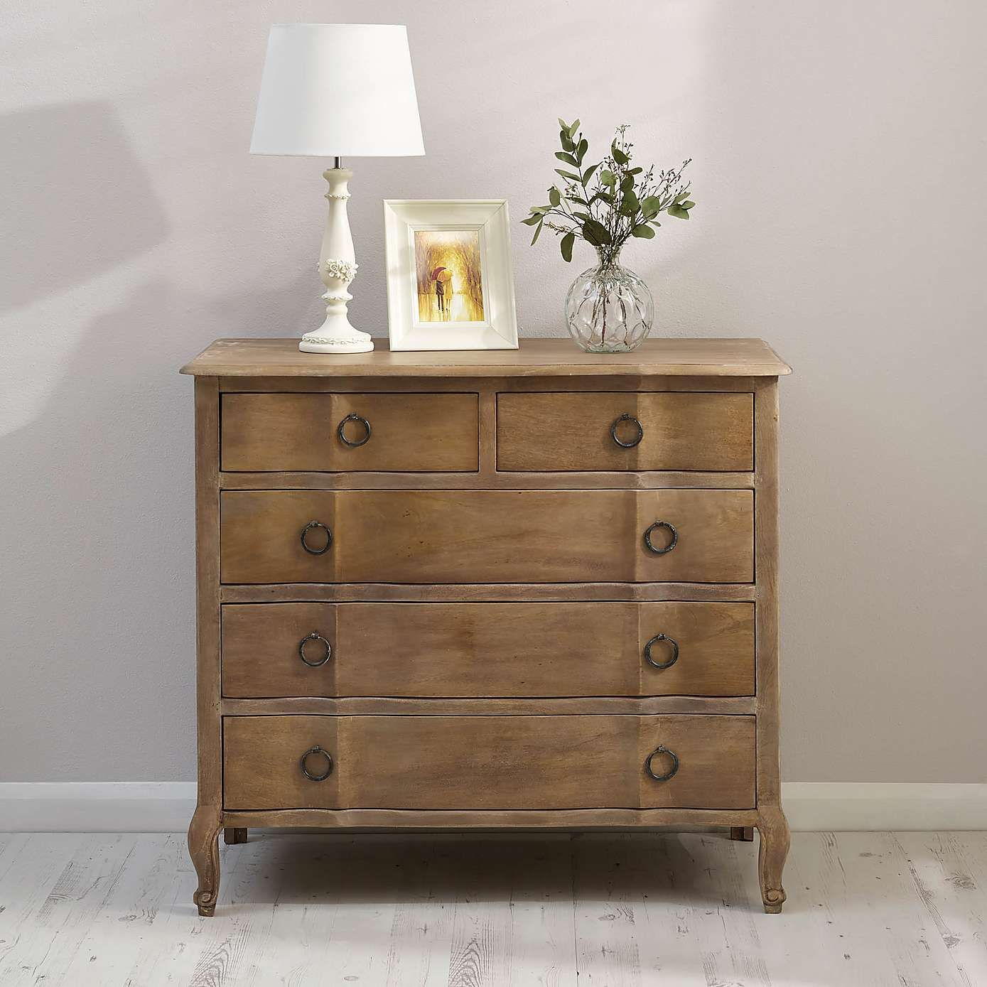 Amelie 5 Drawer Chest Chest Of Drawers Decor Bedroom Chest Of Drawers Brown Chest Of Drawers