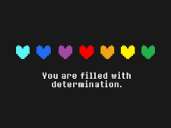 Which Undertail Character Are You Determination Undertale Undertale Undertale Hearts