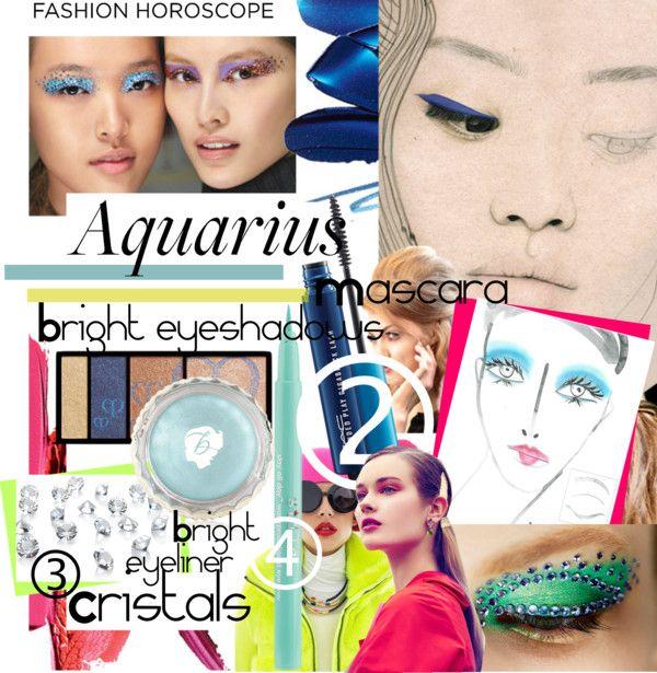 """Fashion Horoscope/ Aquarius"" by asya-1 ❤ liked on Polyvore"