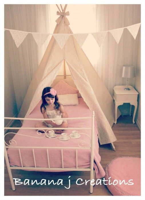 Kids Bed Tepee   Google Search
