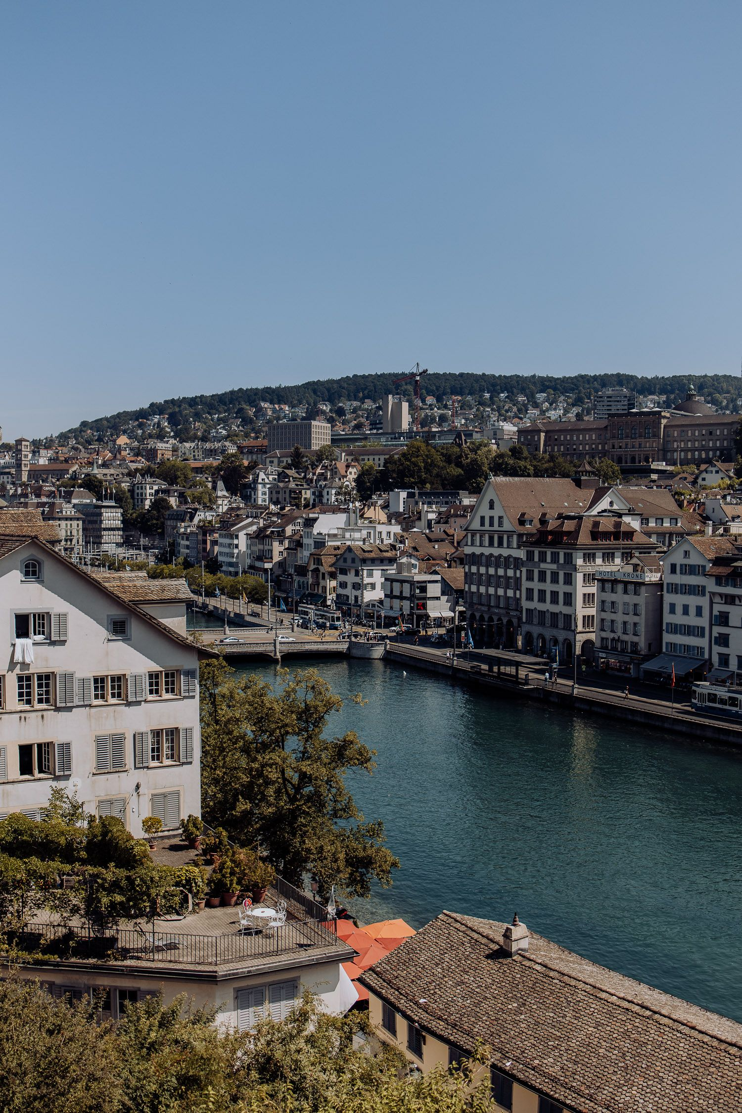Vier Perfekte Sommertage Am Zurichsee Zurich Tourismus Reisen Und Sommertage