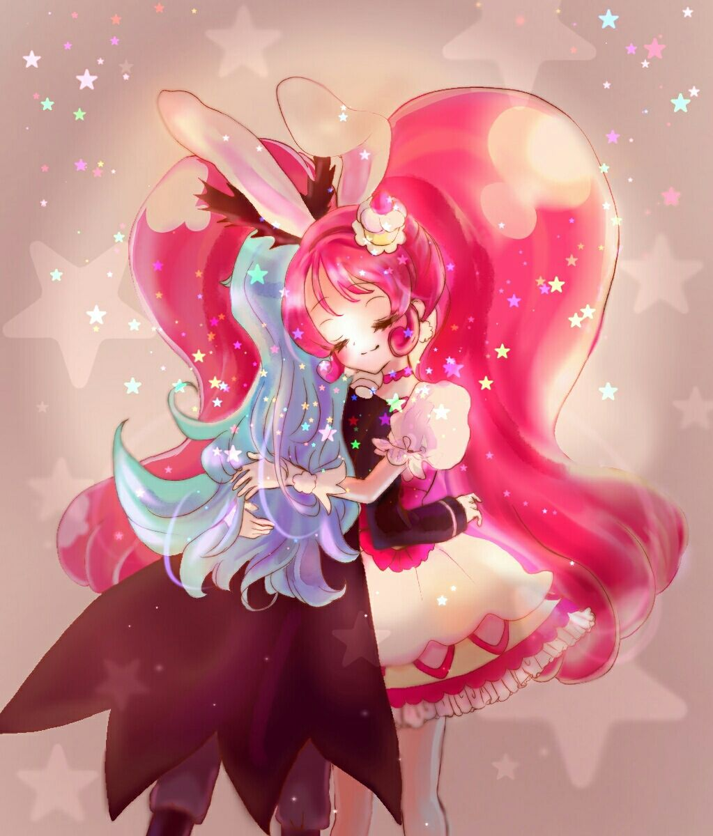 Pin by Becca RobertsonRyans on Becca39s Precure Couples ...